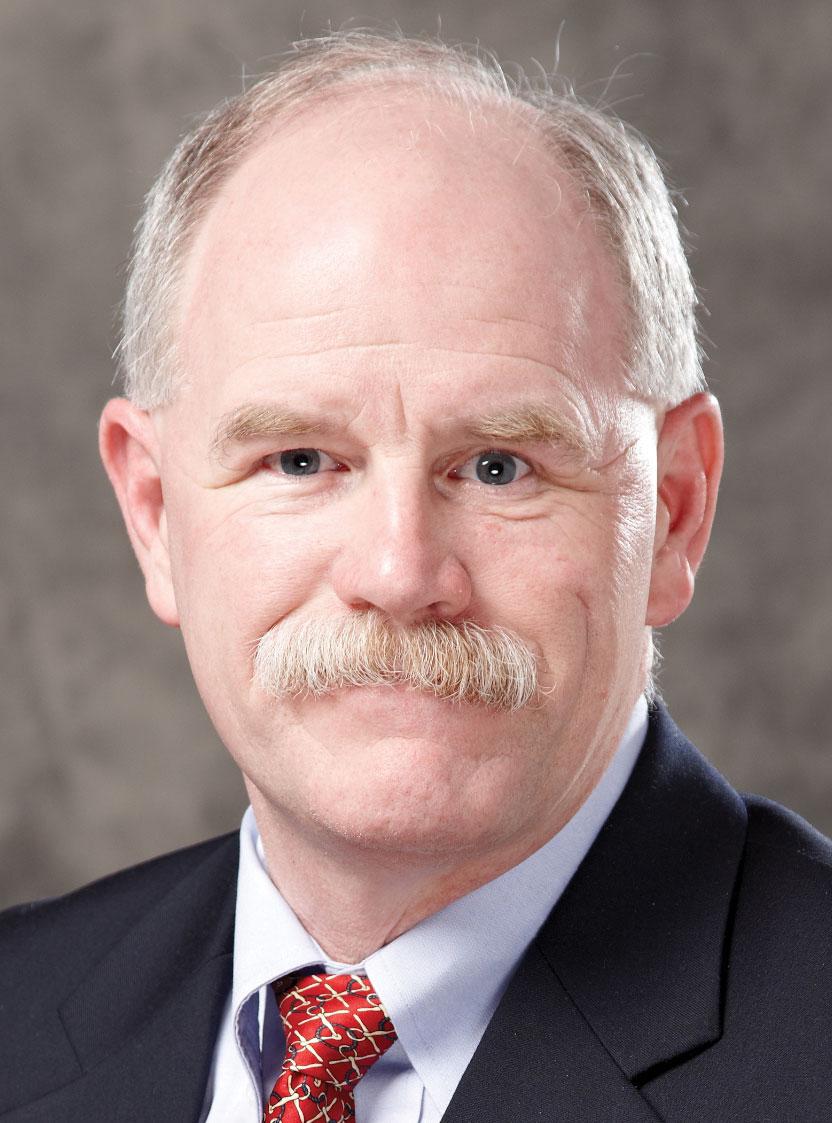Headshot of Dr. Kenton Morgan