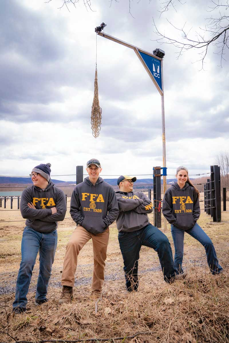Photo of FFA Students