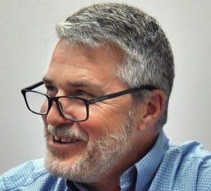 Headshot of Jeff Burkhamer.