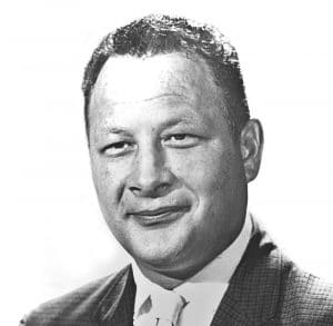 Headshot of Robert Doc Flickinger.
