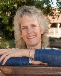Headshot of Alison Van Eenennaam.